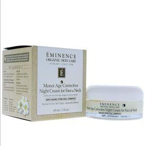 NWOT Eminence Organics Monoi Night Cream